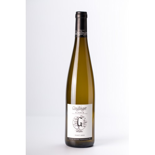 Pinot Gris tradition demi-sec